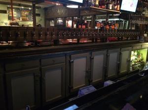 OHSO bar inside
