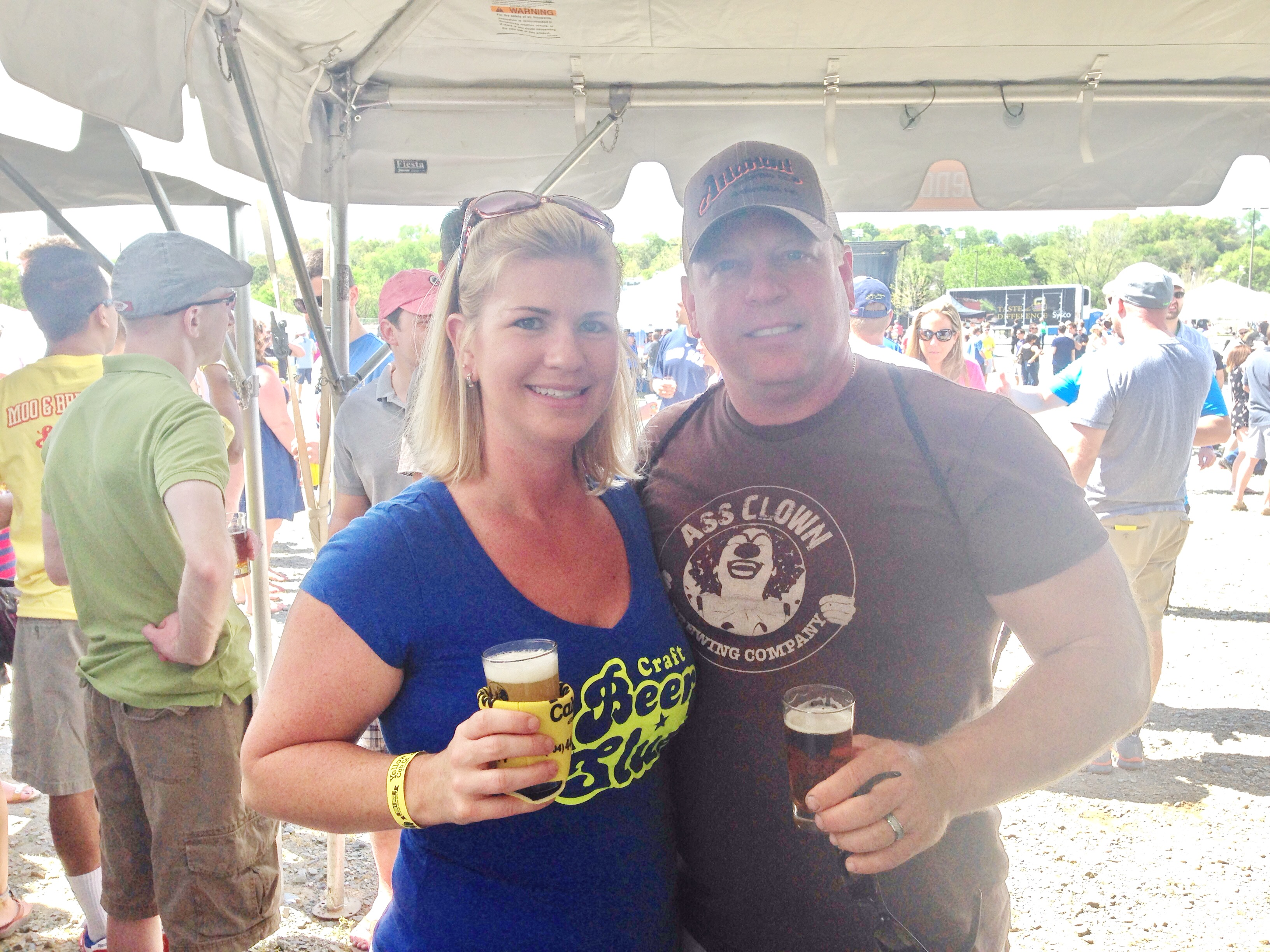 moo and brew fest what more could a beer drinking carnivore want